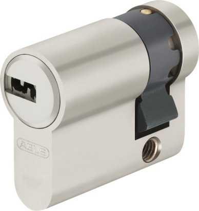 Profil-Halbzylinder EC660 10-40