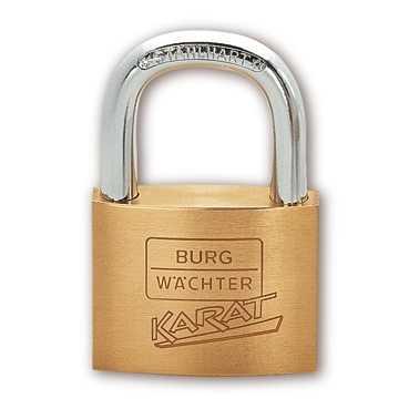 Hangschloss Karat 217/50/6