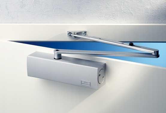 Türschließer TS 2000 V Weiß