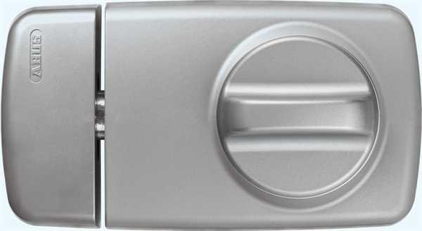 Türzusatzschloss 7010 Silber SB