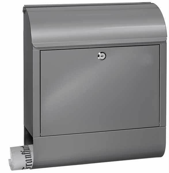 Briefkasten Scandic 825 Silber