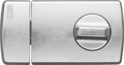 ABUS Türzusatzschloss 2110 Silber