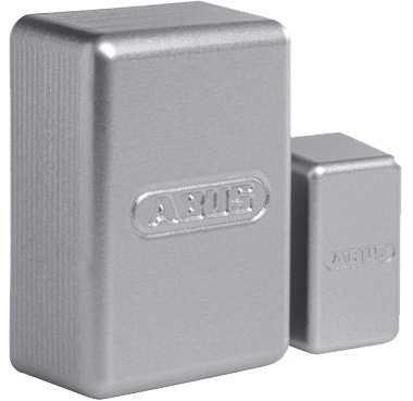 Secvest Funk-Mini-Öffnungsmelder FUMK50020S Silber