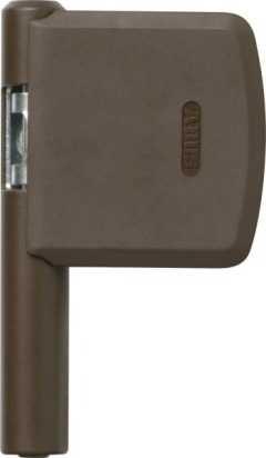 Scharnier-Seitensicherung FAS101 Braun