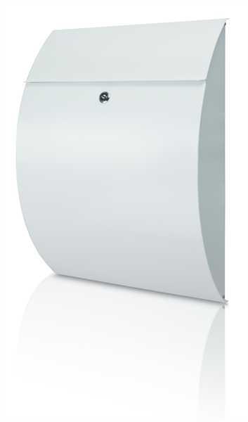Briefkasten Riviera 835 Weiß