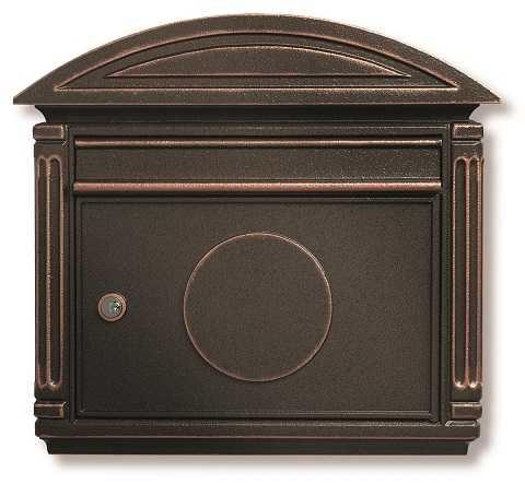 Briefkasten Venezia 1899 Bronze