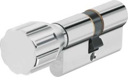 Knaufzylinder EC550 40/K45