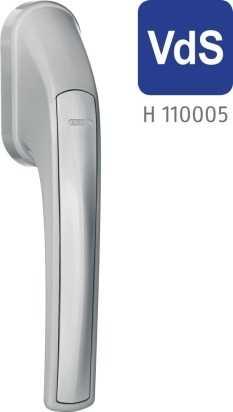 Secvest Fenstergriff FUFT50040S Silber