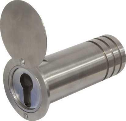 Rohrtresor KeySafe 729 mit Abdeckung