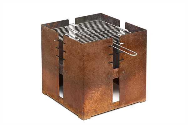 Grillrost für fidibus und ferrum