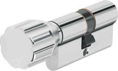 Profil-Knaufzylinder EC660 30-K80
