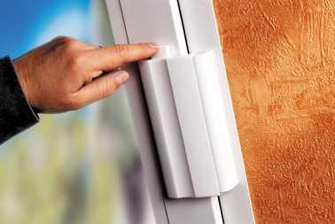 Fenstersicherung Winsafe WX 4 Braun