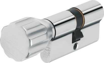 Knaufzylinder KXP2S 45/K40