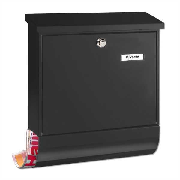 Briefkasten Vario-Set 86720 Anthrazitgrau
