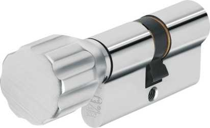 Knaufzylinder KXP2S 45/K60