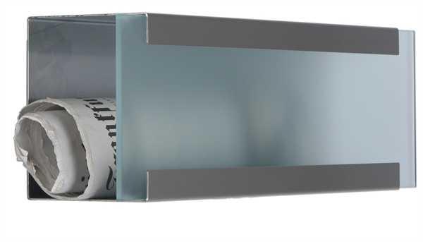 glasnost Zeitungsboxen mit Glasfront newsbox.glass