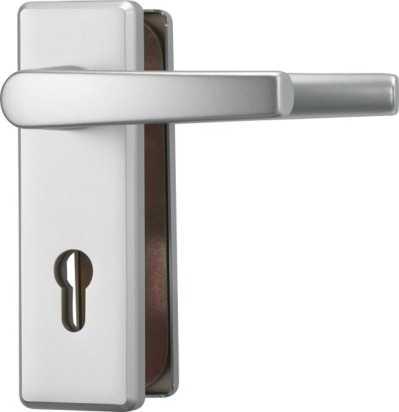 Feuerschutzgarnitur KKT512 F1 FS beidseitig Drücker