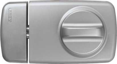 ABUS Türzusatzschloss 7010 VdS EK Silber
