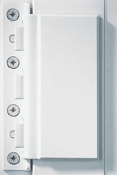 Ikon Türbandseitensicherung Krallfix 3 Weiß 9M08