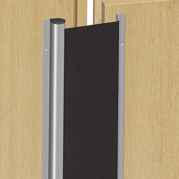 Fingerschutz NR25 Weiß/Schwarz 1925mm