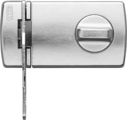 ABUS Türzusatzschloss 2130 Silber