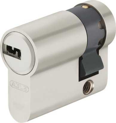 Profil-Halbzylinder EC660 10-35
