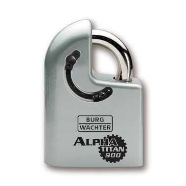 Hangschloss Alpha Titan 900/85 V