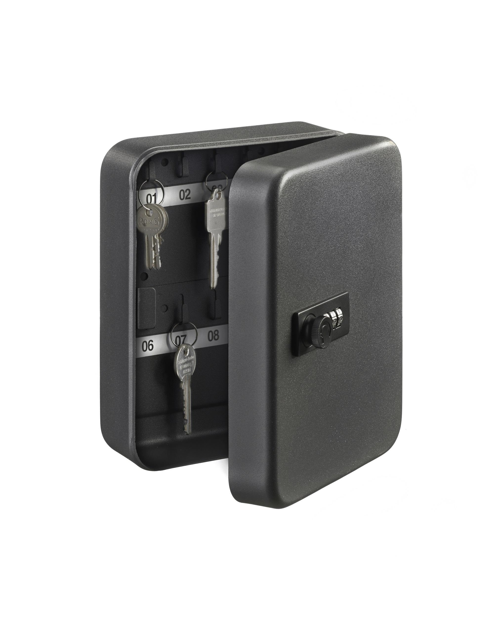 schl sselschrank kc 20 c schl sselbox schl sselkasten. Black Bedroom Furniture Sets. Home Design Ideas