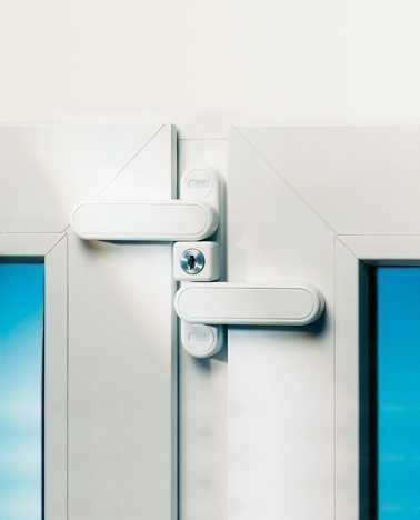 Fenstersicherung Winsafe WD 3 Weiß Z1 GL