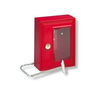 Notschlüsselobox 6161 mit Hammer
