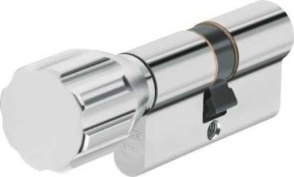 Profil-Knaufzylinder EC660 30-K90