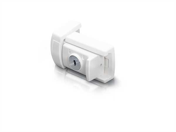 Komfort-Riegel WZ60 Weiß