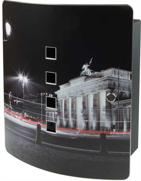 Schlüsselbox Quad 6204/10 Berlin bei Nacht