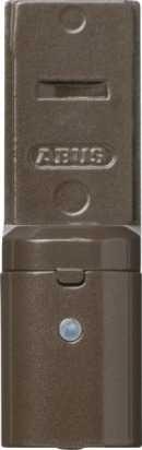 Hebetür-Sicherung BS84 Braun